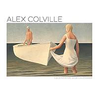 Alex Colville 2016 Wall Calendar