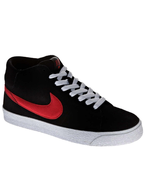 Chaussures Nike Blazer Mid Lr - Noir / Rouge Université / Anthracite résistance à l'usure wDoih