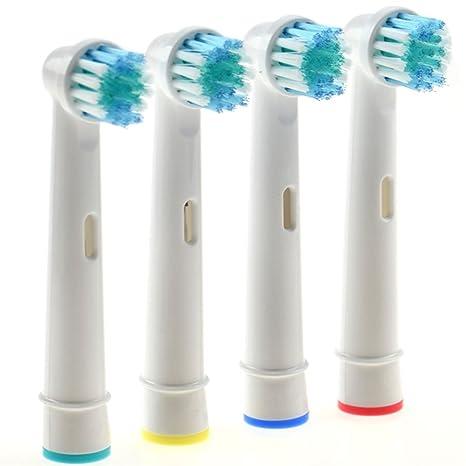 JJOnlineStore – JJOnlineStore – Cabezales cepillo de dientes eléctrico de repuesto de cepillos de dientes cepillos