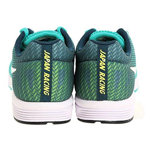 Nike Air Zoom Speed Rival 5, Scarpe da Corsa Uomo Verde (Verde (Clear Jade/White-midnight Turq-volt))