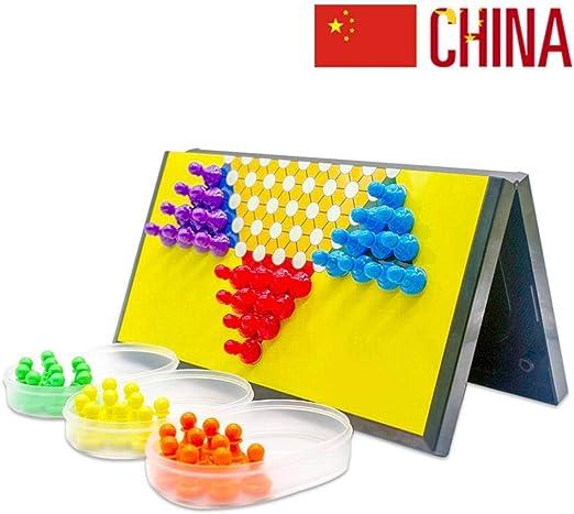 Damas Chinas Juego De Mesa para Niños Y Adultos Juegos ...