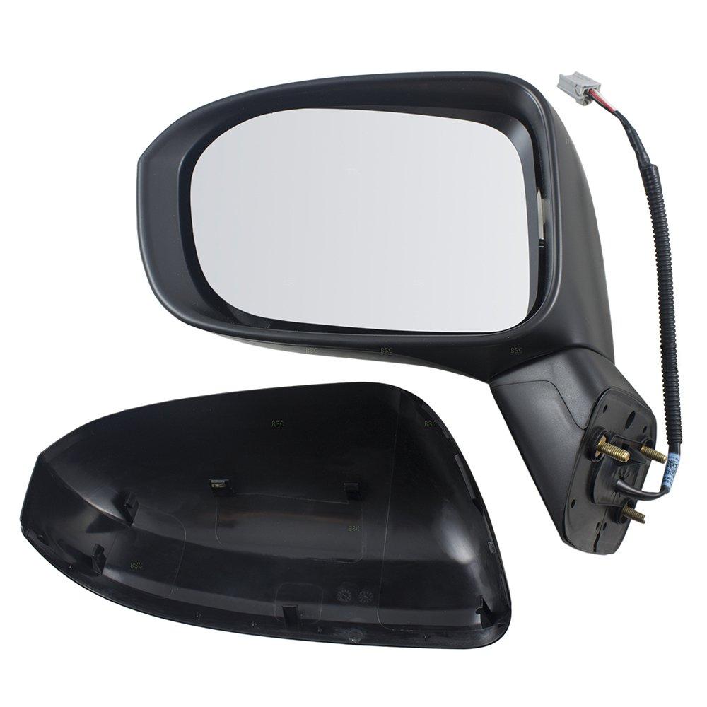 Drivers Power Side View Mirror with Signal Manual Folding w//o Heat fits 11-13 Kia Optima 876102T110