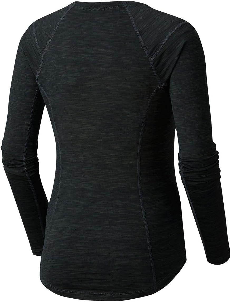 Mountain Hardwear Womens Mighty Stripe Long Sleeve T Shirt
