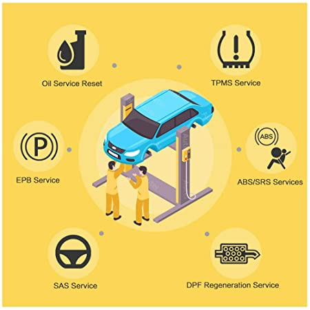 Autel Maxidas DS808 is considered to be the best car diagnostic tool for many reasons