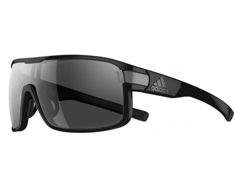 ADIDAS Sunglasses zonyk many sizes (zonyk L (LARGE) black / grey lens, one color) by adidas