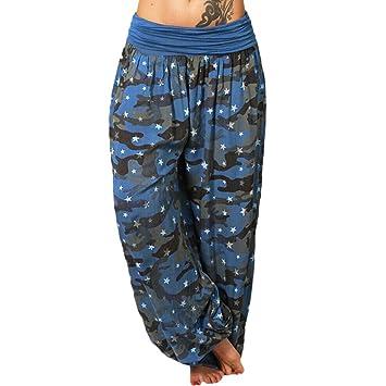 Amazon.com: Clearance Baggy Boho Aladin Yoga Harem Pants for ...