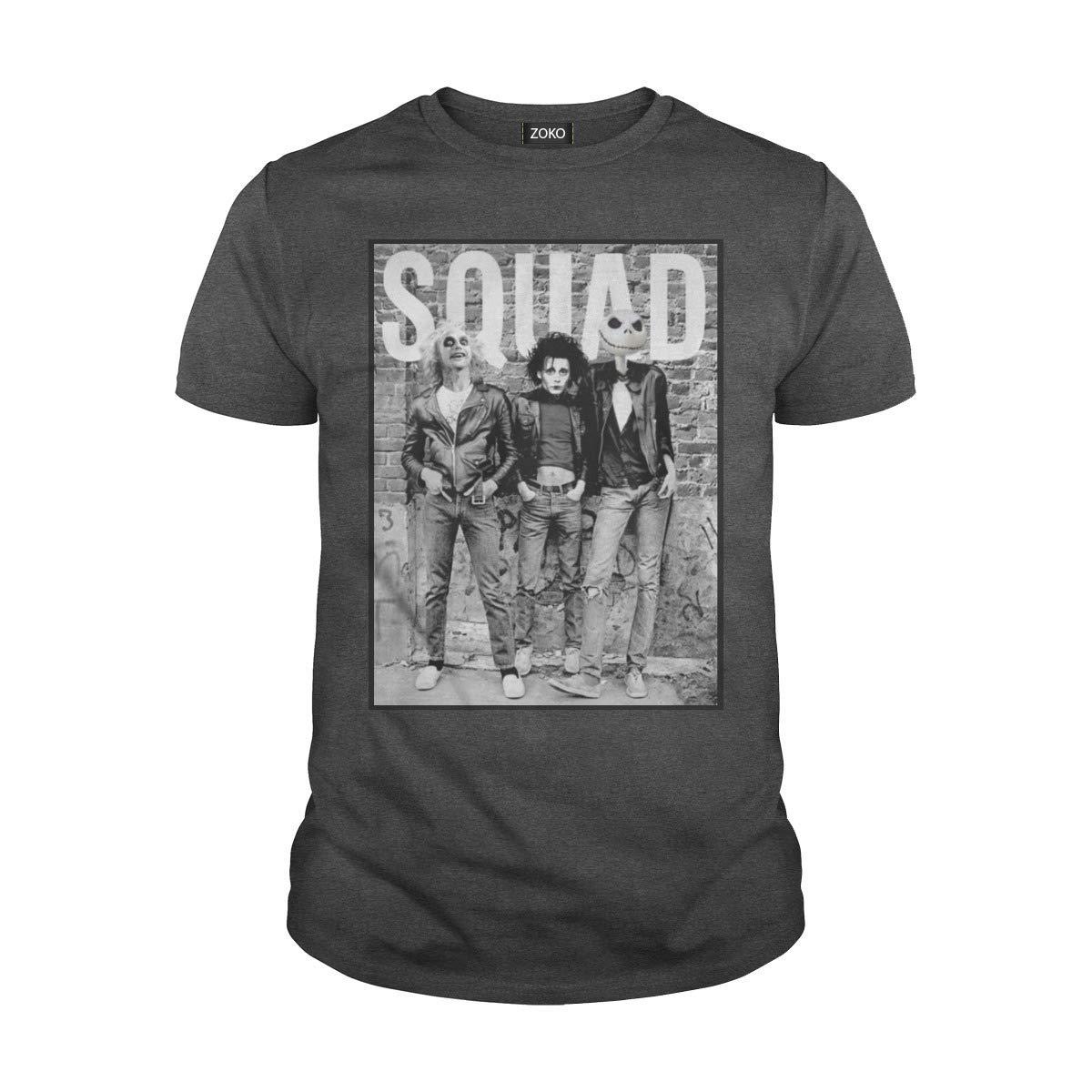 Zoko Apparel Squad Horror Tshirt
