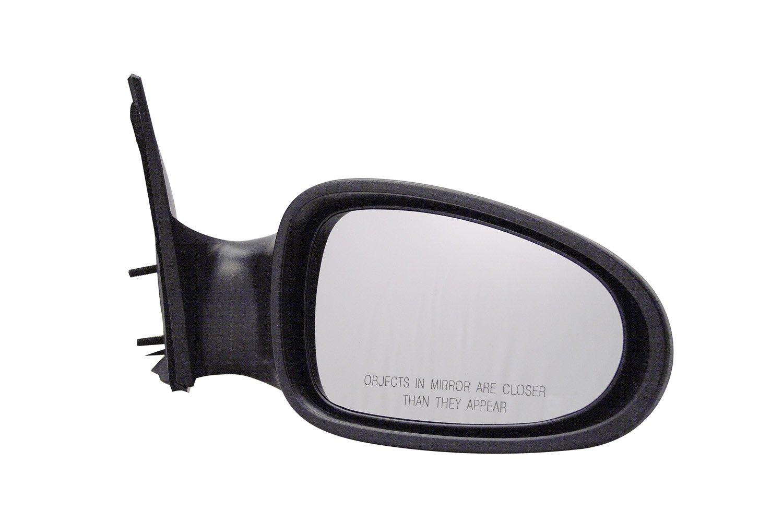 Pilot DT1529410-6R00 Nissan Altima Black Power Non Heated Replacement Passenger Side Mirror