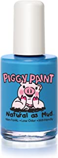 product image for Piggy Paint 100% Non-Toxic Girls Nail Polish - Safe, Chemical Free Low Odor for Kids, Mer-Maid in The Shade