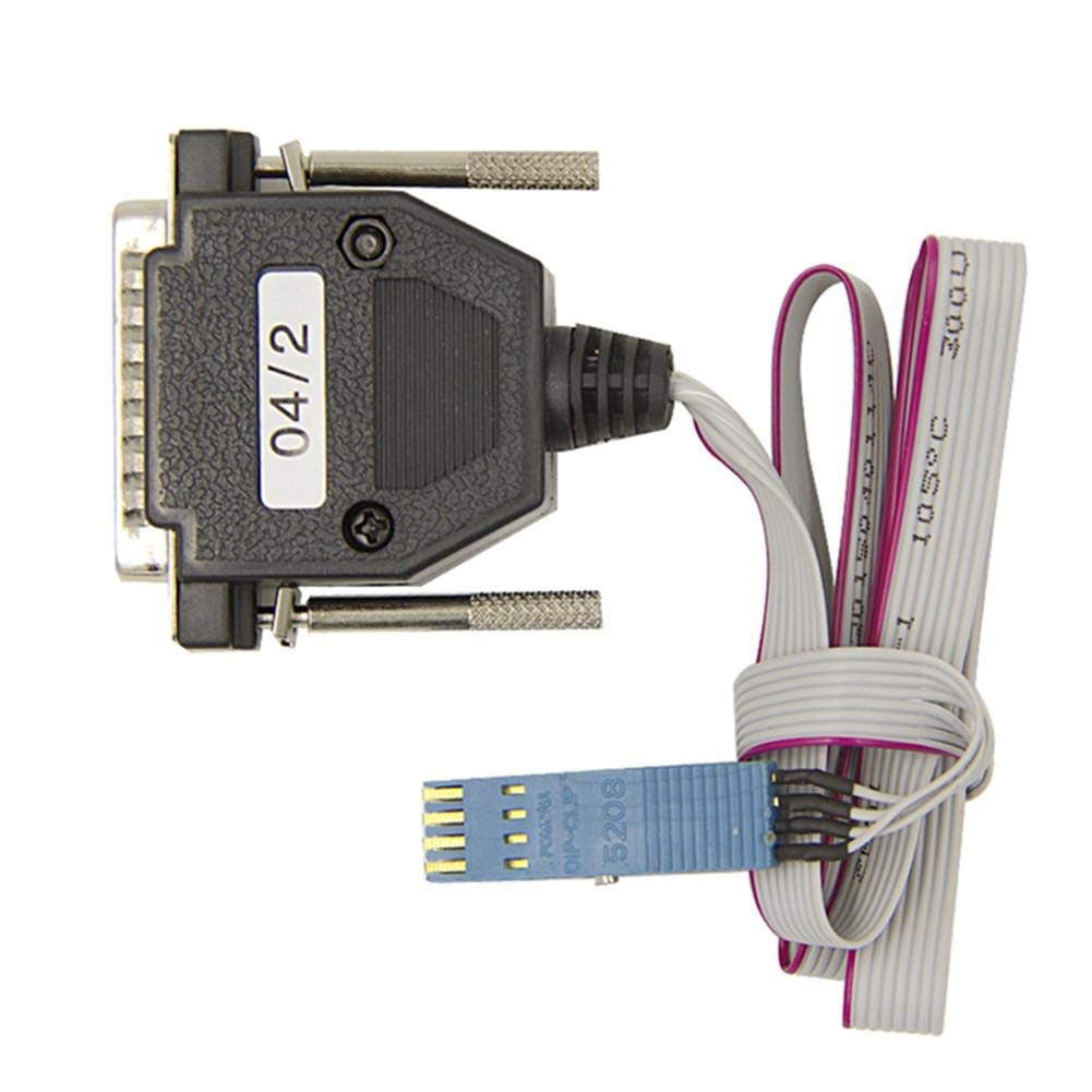 Gorgeousy V4.94 DIGIPROG3 Medidor de diagn/óstico del od/ómetro del autom/óvil v4.94 Versi/ón Obd2 Configuraci/ón