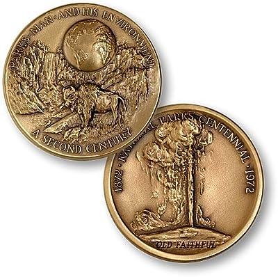 Yellowstone National Park - Keystone Coin