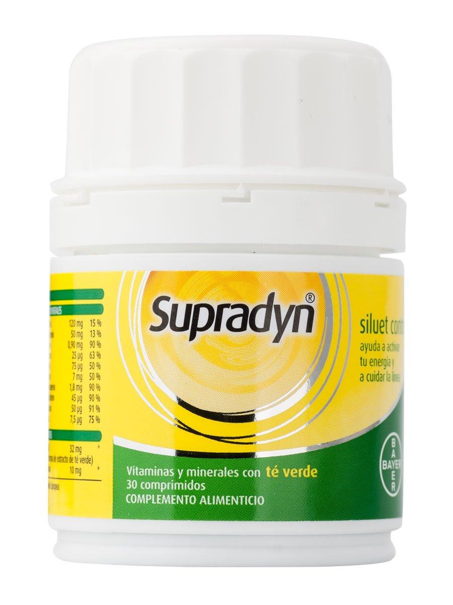 SUPRADYN - SUPRADYN SILUET CONTROL 30 COM: Amazon.es: Salud y cuidado personal