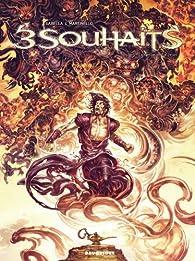 3 Souhaits, tome 3 : La tombe de Salomon  par Mathieu Gabella
