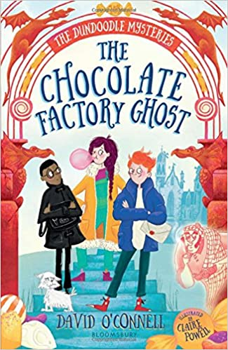 Image result for the chocolate factory ghost