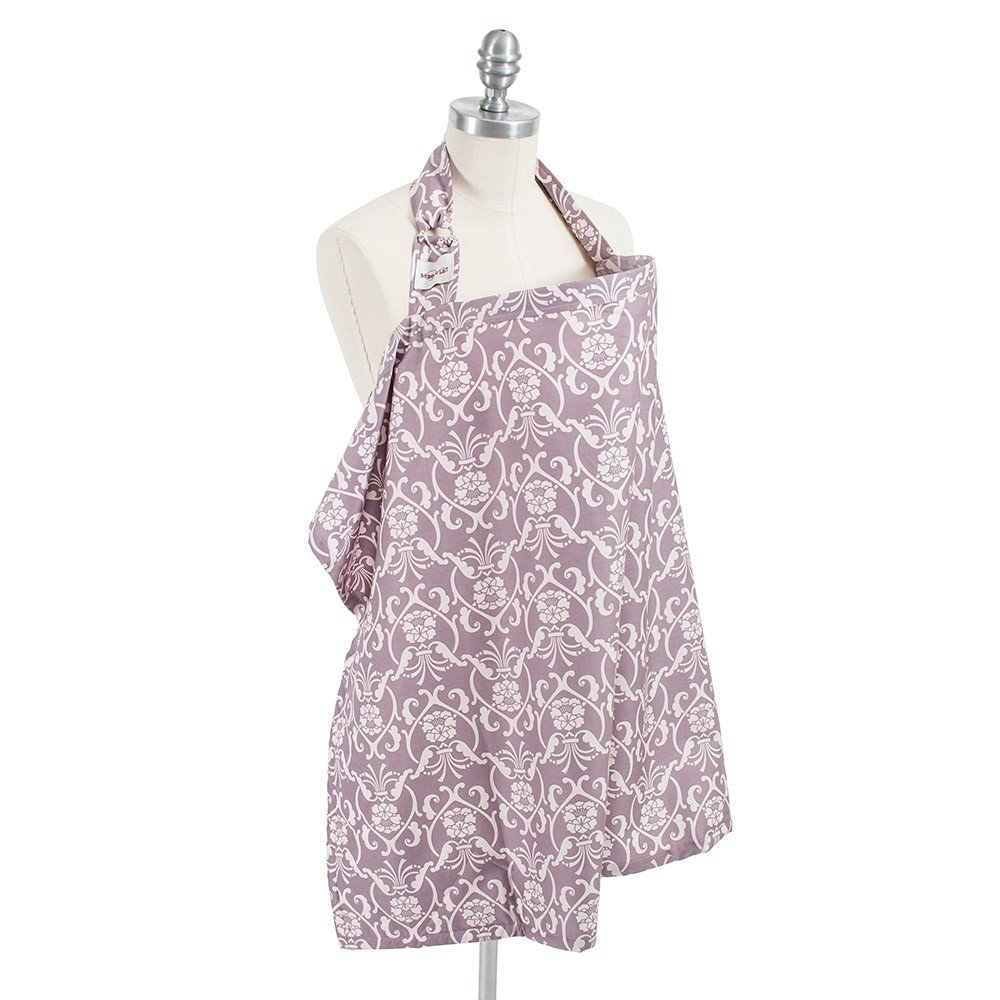 Bebe au Lait Premium Cotton Nursing Cover (Harlow)