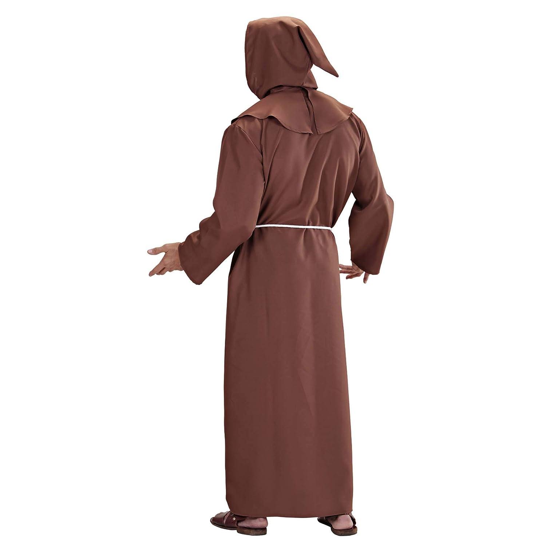 WIDMANN Deluxe - Disfraz de monje adultos, talla XL (3231M)