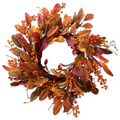 - DII Decorative Leaves & Berries 22