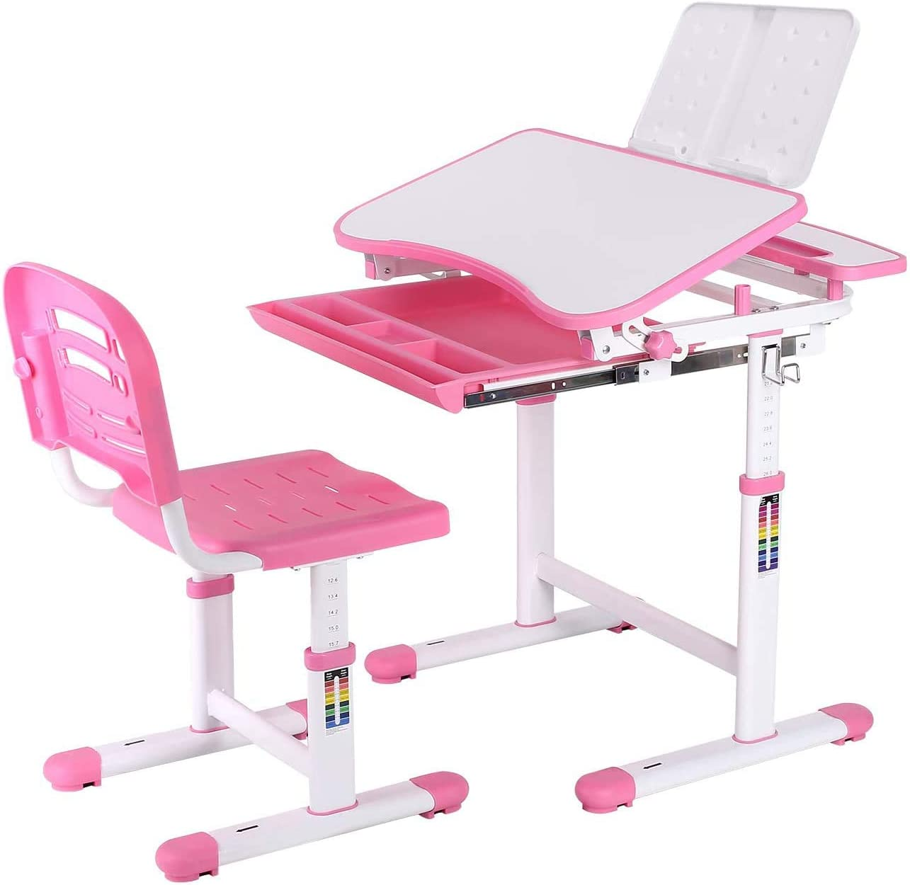WeChip Kids Desk and Chair Set Shipped from USA