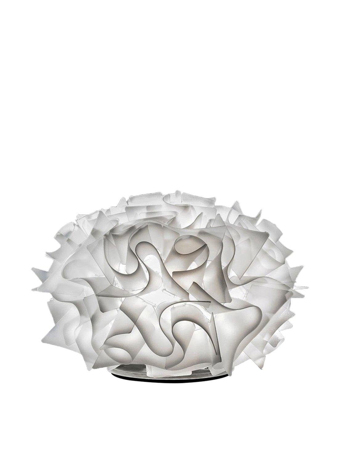 Slamp clizia mini lampada da tavolo opal: amazon.it: illuminazione