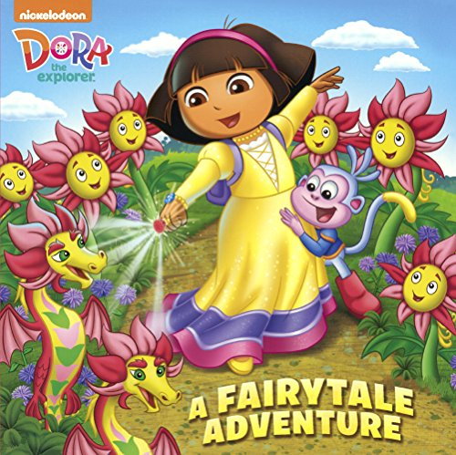 A Fairytale Adventure (Turtleback School & Library Binding Edition) (Dora the Explorer)