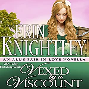 Vexed by a Viscount Audiobook