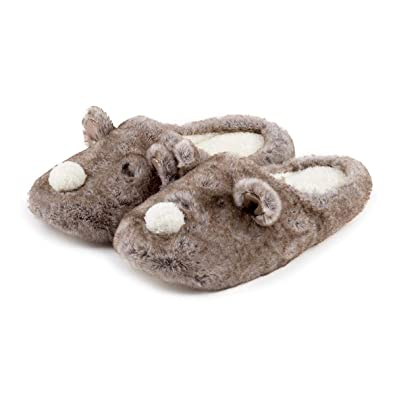 0d8434081f2 Totes Ladies Novelty Mule Slippers  Amazon.co.uk  Shoes   Bags