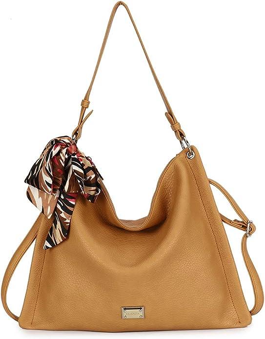 Genuine leather hobo bag Women shoulder bag Leather handbag Leather shopper bag Christmas gift Soft large women bag