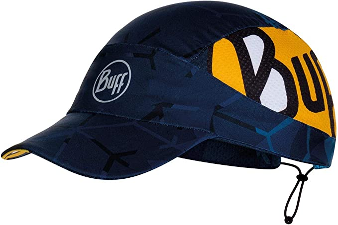 Buff Helix Gorra Pack Run, Unisex Adulto, Ocean Blue, Talla única ...
