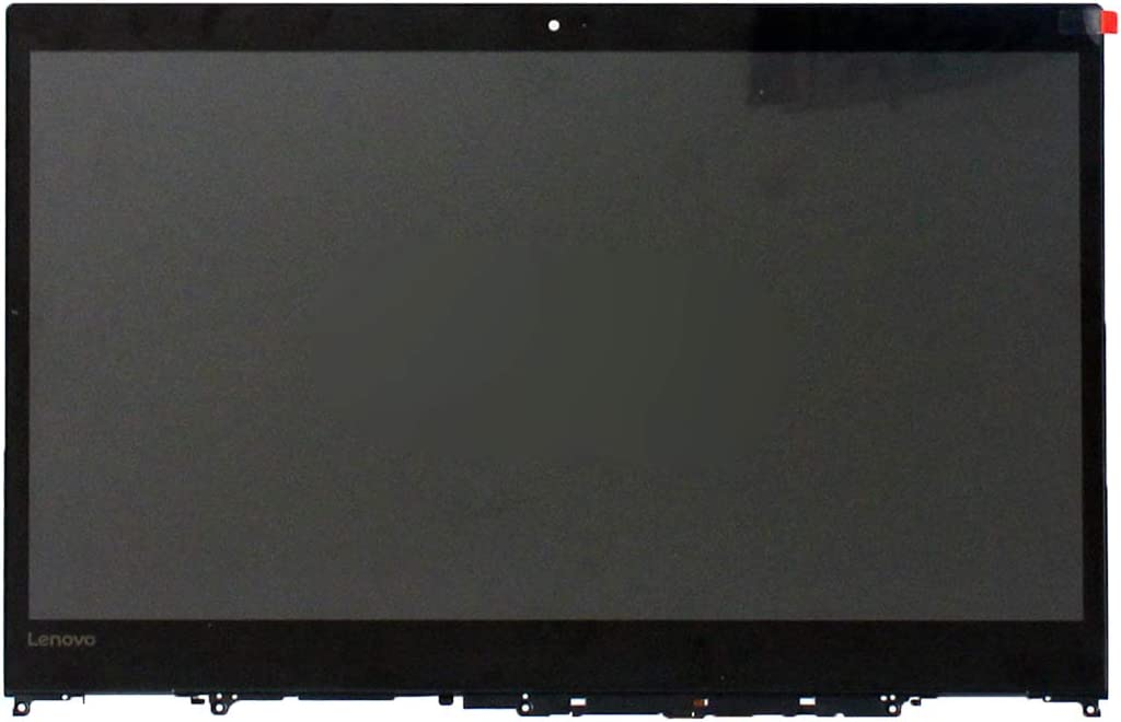 """15.6"""" 1920x1080 FHD LCD Display Touch Digitizer+Bezel Replacement Assembly for Lenovo Ideapad Yoga 520-15 520-15IKB Flex 5-15"""