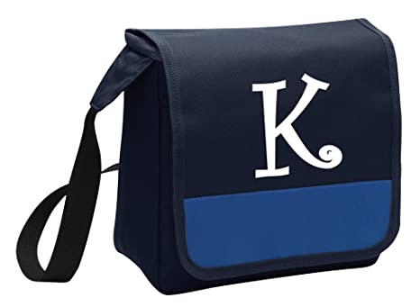 6a6be732b81a Amazon.com: Personalized Lunch Bag Custom Printed Monogrammed Cooler ...