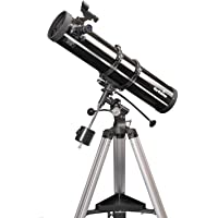 Sky-Watcher Skywatcher Explorer-130 - Telescopio Reflector, Negro