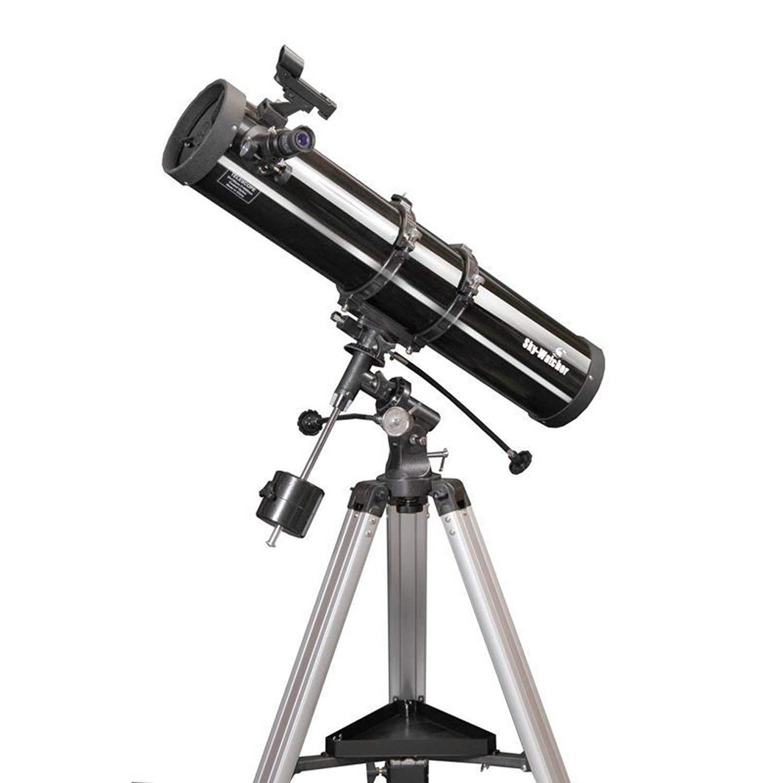 Skywatcher Explorer-130 (130mm (5,1 Zoll), f 900) Newton Teleskop Silber B00UAH1TCG | Qualität und Quantität garantiert  | Verrückter Preis  | Neu