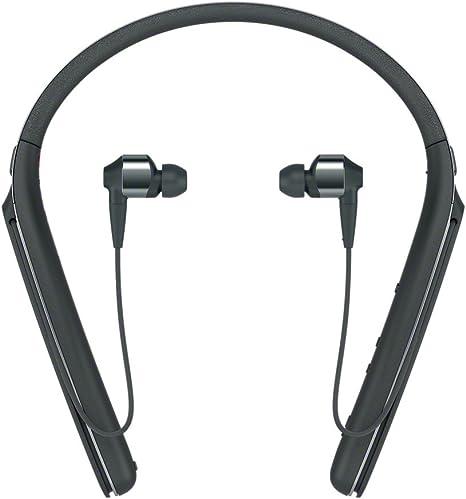 Sony WI1000X - Auriculares inalámbricos con Alexa integrada Hi-Res audio con Bluetooth, negro: Amazon.es: Electrónica