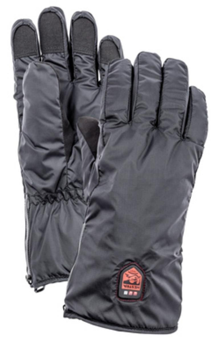 Hestra 34040 Men's Heated liner Gloves, Black - 10
