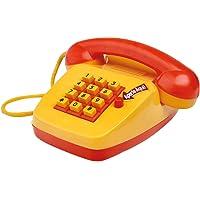 Brinquedo para Bebe Telefone Sonoro, Elka, Multicor