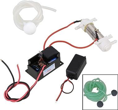 DY2DY DIY Ozone - Tubo generador de ozono con Bomba de Aire ...