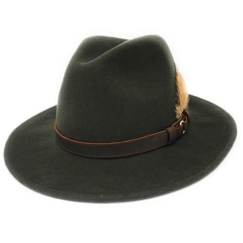 Cotswold Country Hats - Sombrero de vestir - para mujer