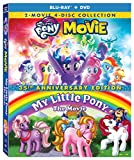 My Lttle Pony 35th Ann Cmb Cll [Blu-ray]