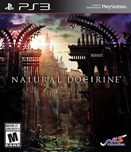 NAtURAL DOCtRINE - PlayStation 3 (Ps3 Civilization)