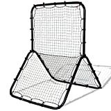 MD Group Training Net Baseball Pitch Back Softball Rebounder Practice Pitching Throw Screen