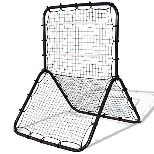 MD Group Training Net Baseball Pitch Back Softball Rebounder Practice Pitching Throw Screen by MD Group