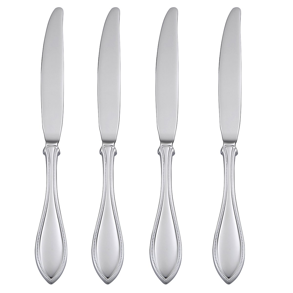 Oneida American Harmony Set of 4 Dinner Knives, Casual Flatware