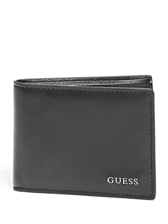 GUESS Factory Men s Carter Billfold Wallet at Amazon Men s Clothing store  dcbb73c609111
