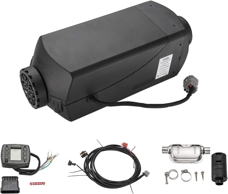 VVKB Calefactor de estacionamiento Apollo-V2,12V, 5 KW cher (certificaciones FCC, CE y RoHS)