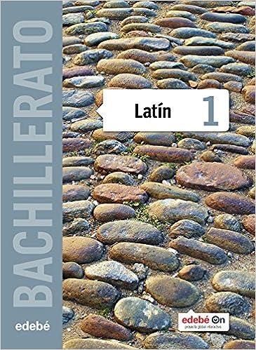 Latín 1 - 9788468320694: Amazon.es: Edebé, Obra Colectiva: Libros