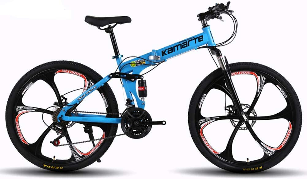 Plegables Bicicletas BMX Crucero De Carretera Montaña Híbridas ...