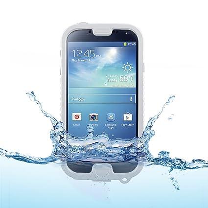 Amazon.com: naztech Vault – Carcasa para Samsung Galaxy S4 ...