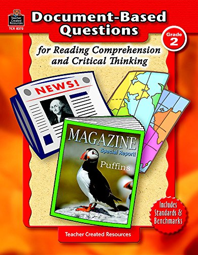 Document-Based Questions for Reading Comprehension and Critical Thinking by Debra Housel (2007-02-19)