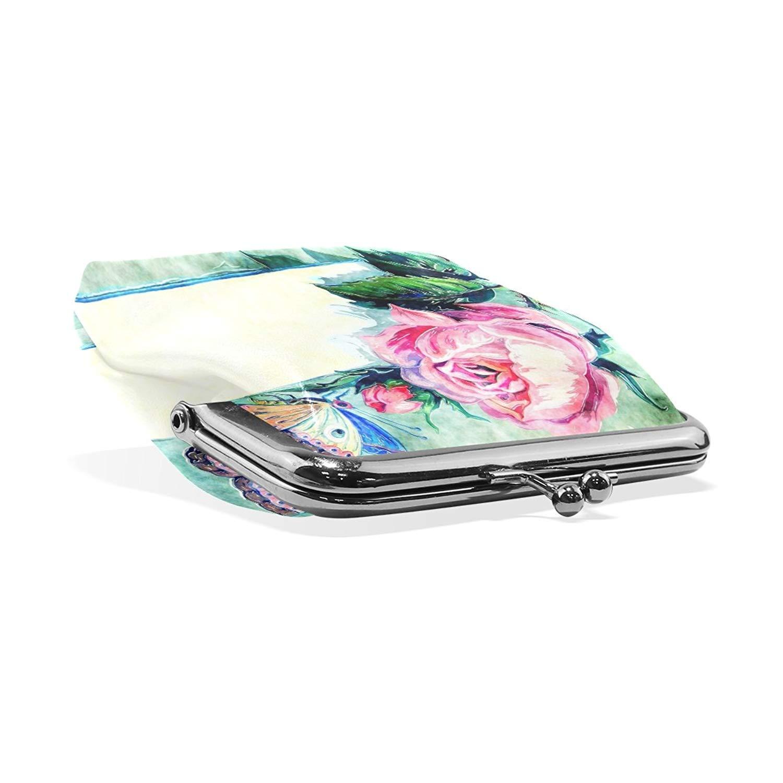 Amazon.com: Bolsas de cosméticos con cierre de mariposa para ...