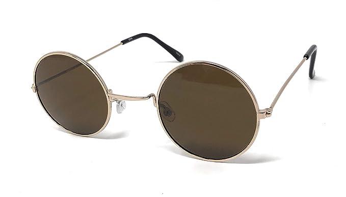 Leistungssportbekleidung wie kauft man billig werden UltraByEasyPeasyStore Klein Erwachsene Retro Runde Sonnenbrille Klassisch  Stil Männer Frauen UV400